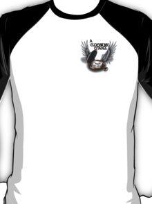 A Clockwork Citadel - LOGO (white) T-Shirt