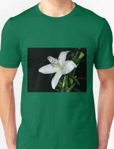 White Lily Unisex T-Shirt