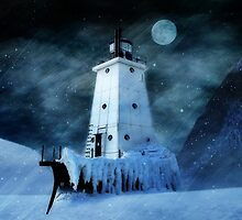 One Wintry Night by Sarah Moore