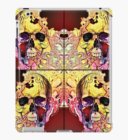 The four corners of my conscience mind iPad Case/Skin