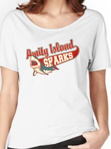 Sharks and Recreation Women's Relaxed Fit T-Shirt