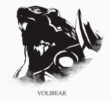 League of Legends Volibear Custom Design by epocht