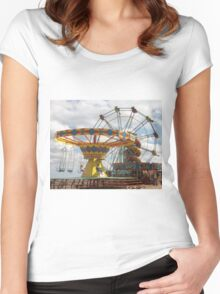To Be Young Again Women's Fitted Scoop T-Shirt