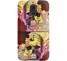 The four corners of my conscience mind Samsung Galaxy Case/Skin