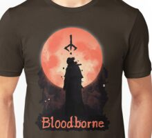 Paleblood Moon Unisex T-Shirt
