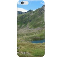 Andorra Mountains iPhone Case/Skin