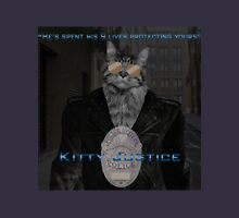 Kitty Justice Unisex T-Shirt