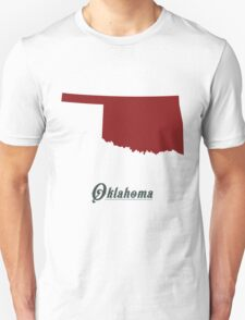 Oklahoma - States of the Union Unisex T-Shirt