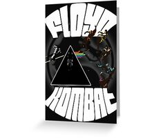 floyd kombat revamp Greeting Card