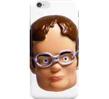 Dwight Bobblehead  iPhone Case/Skin