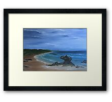 """Preekstoel"" Still Bay South Africa Framed Print"