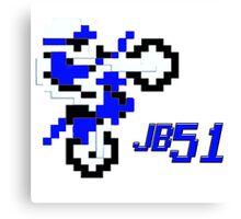 jb51eb Canvas Print