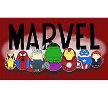 Marvel Tiggles Photographic Print