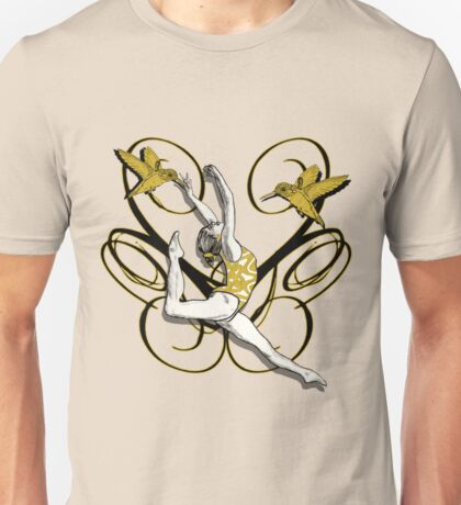 sport series ( flying with hummingbirds  T-Shirt