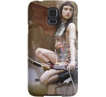 Huntress Samsung Galaxy Case/Skin