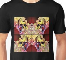 The four corners of my conscience mind Unisex T-Shirt