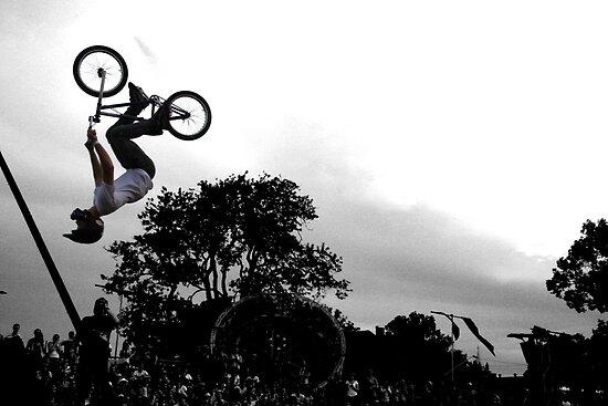 BMX by randomness