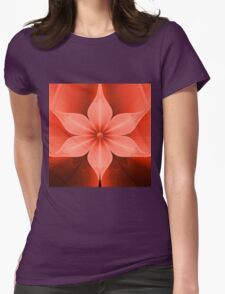 Wild and Delicate Womens Fitted T-Shirt
