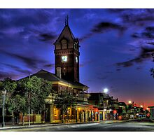 Broken Hill Dawn Photographic Print