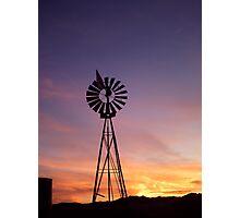 Mojave Desert Photographic Print