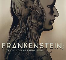 Frankenstein; or the Modern Prometheus by Nathan Anderson