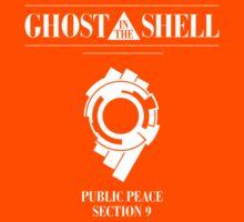 Ghost in the Shell T-shirt / Phone case / Mug / More 2 Kids Clothes