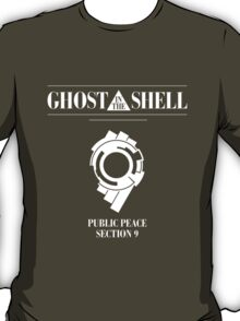 Ghost in the Shell T-shirt / Phone case / Mug / More 2 T-Shirt