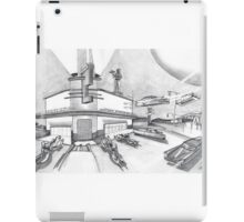 Speed Diner iPad Case/Skin