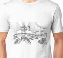 Speed Diner Unisex T-Shirt