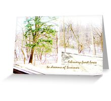 Perkasie Greeting Card