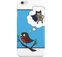 Robin Dreams iPhone Case/Skin