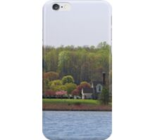 Spring in Maryland iPhone Case/Skin