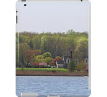 Spring in Maryland iPad Case/Skin