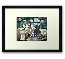 Clockwork Doll  Framed Print