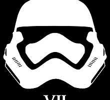 Stormtroopers - Star Wars VII by luterocleric