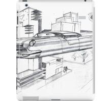 Pontiac Hover Star Chief iPad Case/Skin
