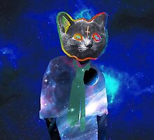 Swag cat spaced out by Arriettyx