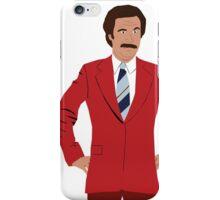 Anchorman - Ron Burgundy iPhone Case/Skin