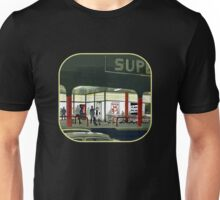 Superlight - After Dark at the Supermarket Unisex T-Shirt
