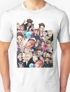 The many faces of G-Dragon T-Shirt