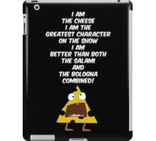 I am the cheese iPad Case/Skin