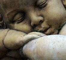 Sleeping Cherub by Frank Donnoli