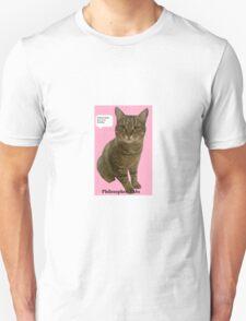Philosopher Tabs  Unisex T-Shirt