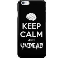 Undead iPhone Case/Skin