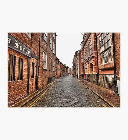 Bishop Lane Photographic Print