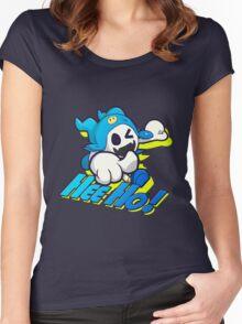 Jack Frost - Hee Ho Women's Fitted Scoop T-Shirt