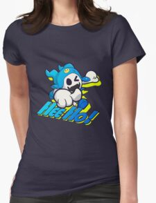 Jack Frost - Hee Ho Womens Fitted T-Shirt