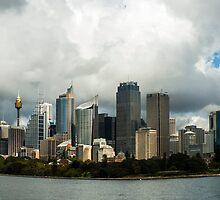 Sydney Skyline by John Samson