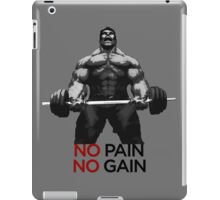 Barbell BULK iPad Case/Skin