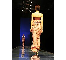 Fashion Show Photographic Print